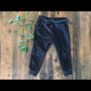 Zara Kids Speckle Sweatpants